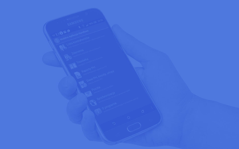 MAH - Mobilna Aplikacja Handlowa